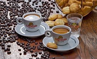 Machiatto e Espresso